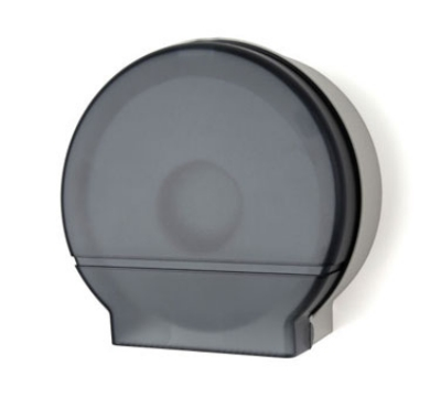 Continental Commercial 840 Single Roll Toilet Tissue Dispenser, Beige & Navy