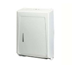 Continental 990W Wall-Mounted Paper Towel Dispenser, Multi-Fold/C-Fold Towels, Steel
