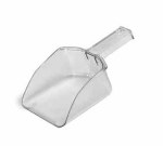 Continental Commercial 9964 64-oz Square Ice Scoop, Plastic