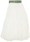 Continental A956003 Large Heavy Duty Mop w/ 5-in Wide Band, Cellulose & Polyester