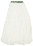 Continental Commercial A956022 Medium Standard Duty Mop, 1.25-in Narrow Band, Cellulose, Polyester