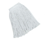Continental Commercial A957024 Choice Wet Mop Head, #32 Size, 5-in Headband, Cotton, Natural