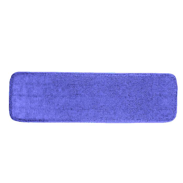 Continental C103020 Super Pro II Microfiber Mops, 5 x 20-in, Blue