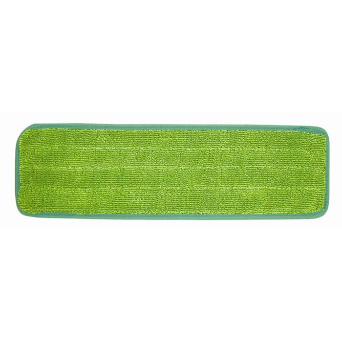 Continental C108018 Super Pro II Microfiber Mops, 5 x 18-in, Green