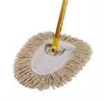 Continental Commercial C501000 Triangle Dust Mop Cover For C903000, Natural