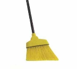 Continental Commercial E500000 Polypropylene Lobby Broom, 27 x .87-in Wood