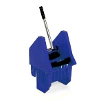 Continental Commercial SW7 BL Mop Wringer For 16 To 32-Oz Splash Guard Squeeze Type, Blue
