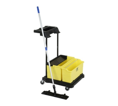 Continental SYS-5 Touchless Microtek Cleaning System w/ Solution Bucket Discharge