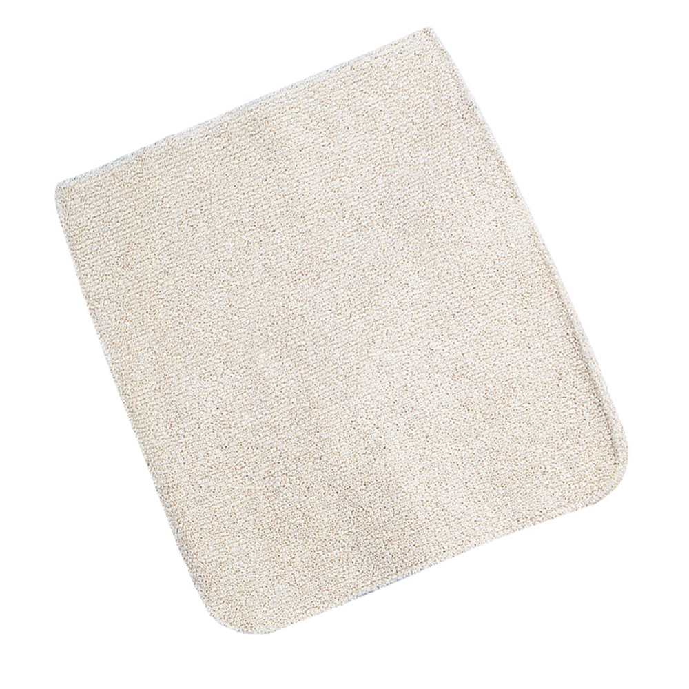 "San Jamar 823TPH Pot Holder Baker's Pad, 10 x 11"", Heavy Duty Terry"