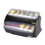 San Jamar BDS4266 Dipper Style Condiment Dispenser w/ (3) 2-qt & (6) 1-pt Jars, Plastic