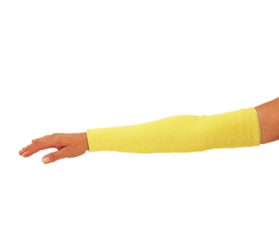 San Jamar SLK16 Sleeve w/ Temperature Range up to 500-F, Machine Washable,18-in, Kevlar