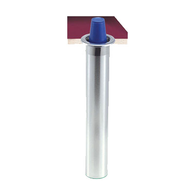 San Jamar C3200CV Counter Mount Beverage Cup Dispenser, 6-10 oz Foam Cups, Vertical Mount
