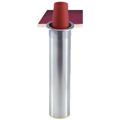 San Jamar C3500CF Counter Mount Beverage Cup Dispenser, 32-46 oz Foam Cups, All Mount