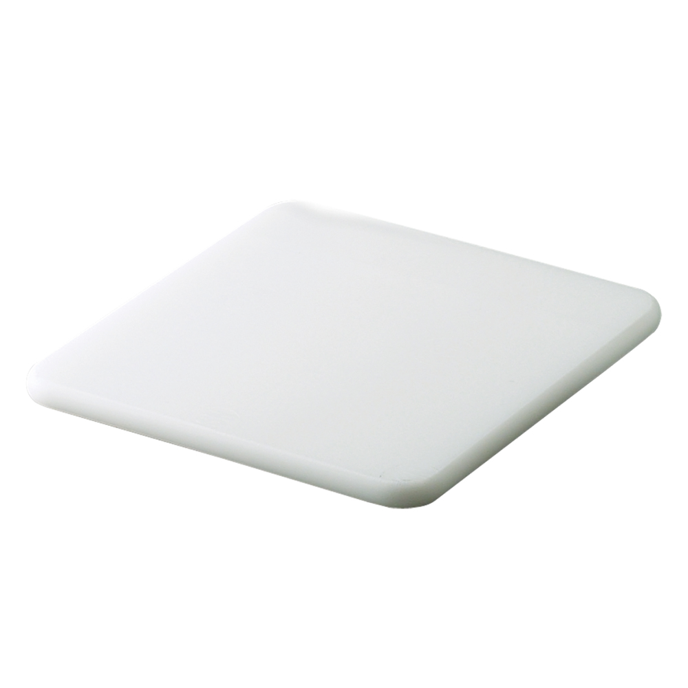 San Jamar CB6912WH KolorCut Bar Board, 6 in x 9 in x 1/2 in, White, NSF