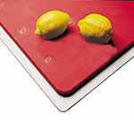 San Jamar CBM1318 Cutting Board-Mate, 13 x 18 in, Non-Absorbent Synthetic Rubber, NSF