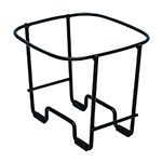 San Jamar KPS196 Stand for Use With KP196 Kleen-Pails