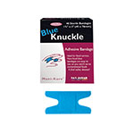 "San Jamar MK0903 Mani-Kare Kolor-Cut Fabric Bandage, 1-3/4"" X 3 in, Knuckle"