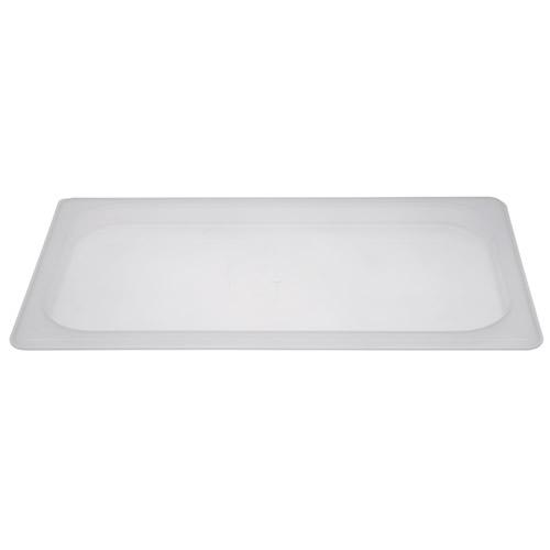 San Jamar MPL16 1/6 Size ModPan Food Pan Lid - Polypropylene, Clear
