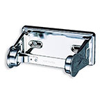 San Jamar R200XC Tissue Dispenser, Single Roll, Locking, Chrome