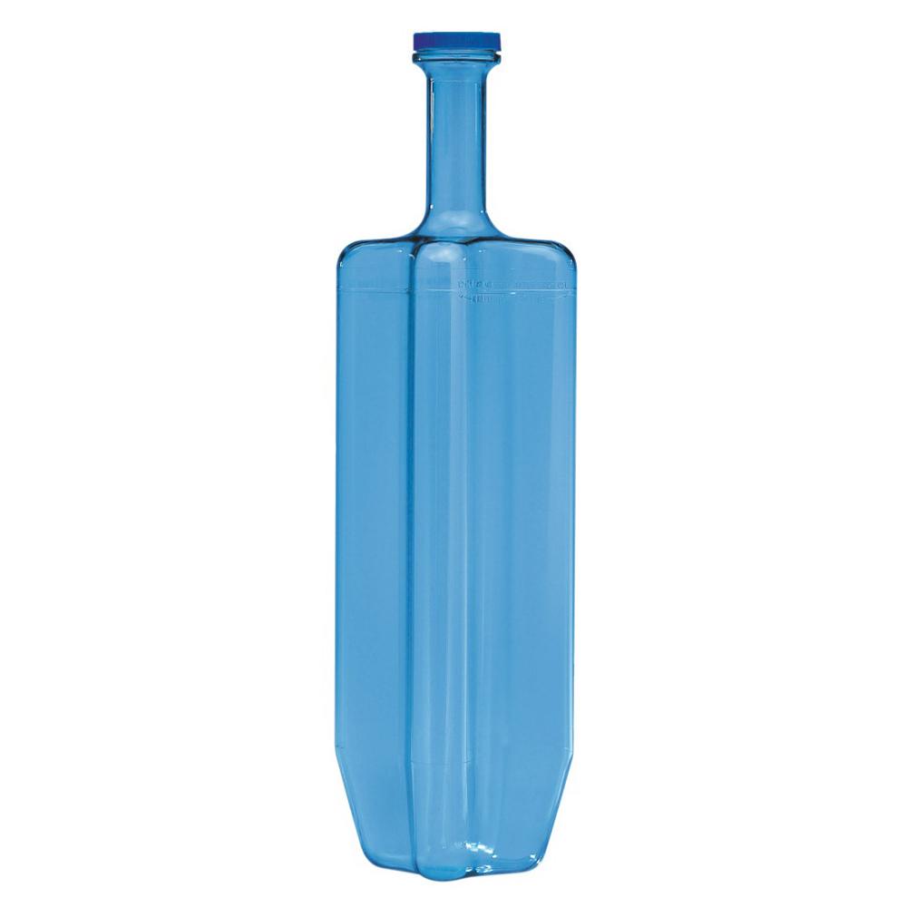San Jamar RCU128 Rapi-Kool Cold Paddle, Polycarbonate, 128 oz. Capacity, NSF