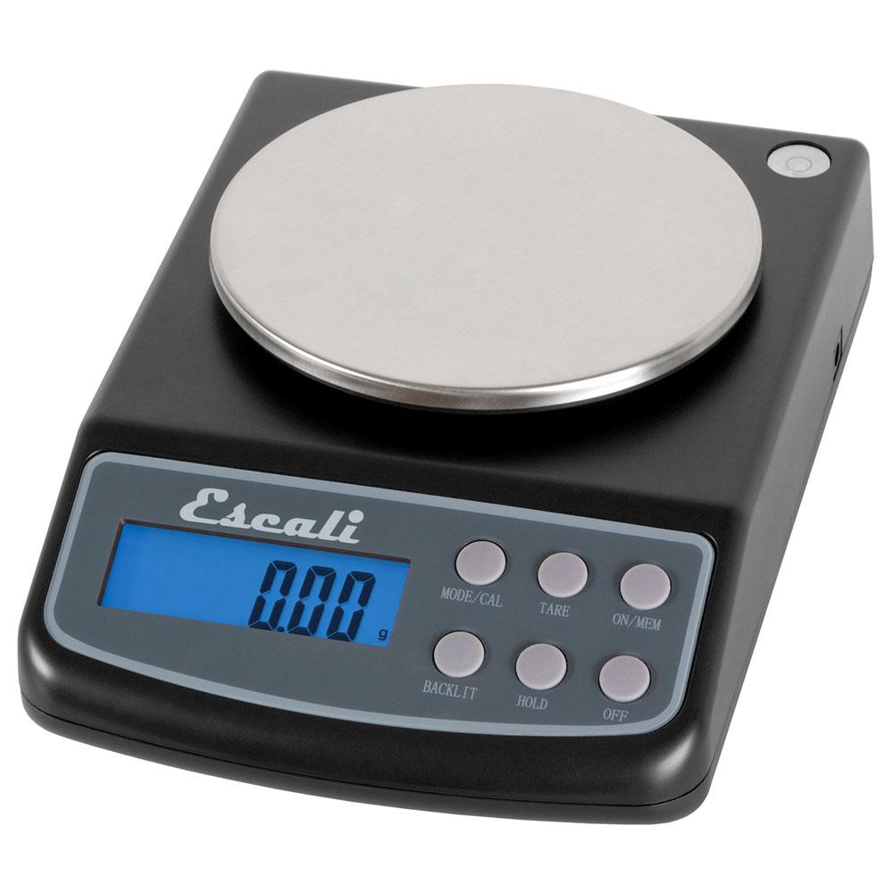 San Jamar SCDG125GR Escali 125-gram Digital Scale - 8 x 5...