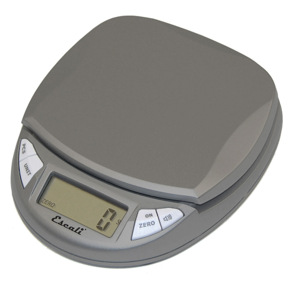 San Jamar SCDG500G Escali 500-gram Digital Pocket Scale