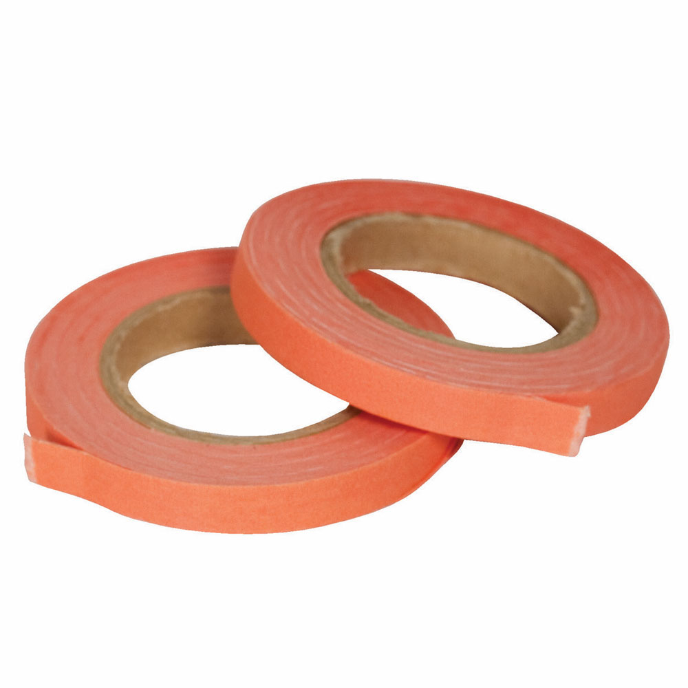 San Jamar SFCROLLCL Saf-Check Chlorine Replacement Test Strip Roll, 15', (2 pack)