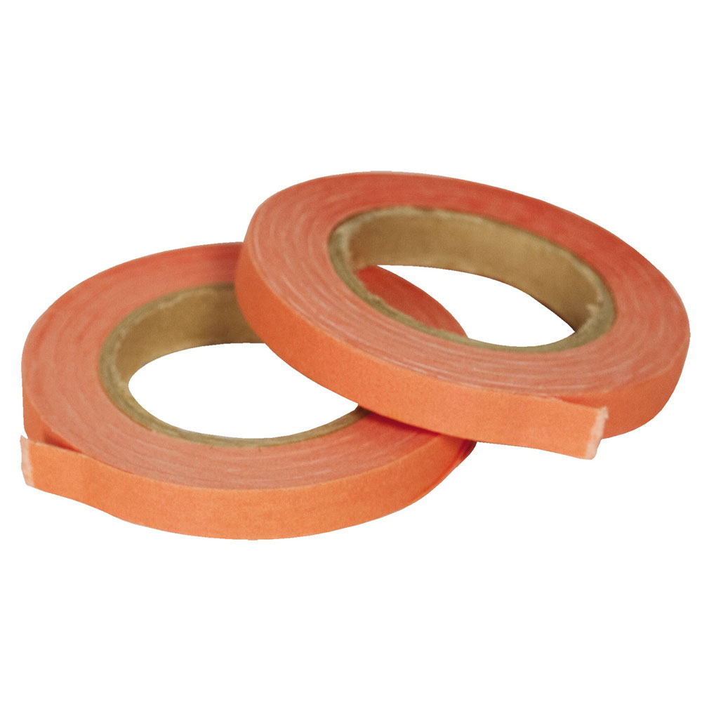 San Jamar SFCROLLQT Saf-Check Replacement Test Strip Roll, 15', Quaternary, (2 per pack)