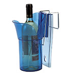San Jamar SI7000BG Wine Bucket - Dishwasher Safe