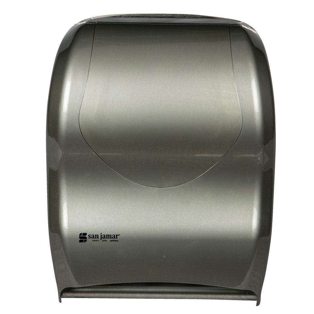 San Jamar T1470SS Wall-Mount Paper Towel Dispenser IQ Sensor™- Touchless, Stainless