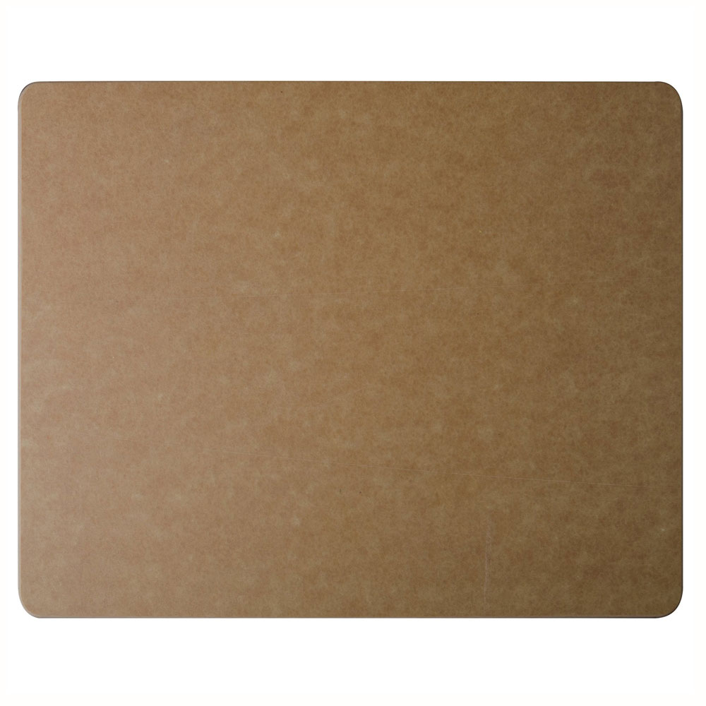 San Jamar TC152012 Tuff-Cut Resin Cutting Board, 15 in x 20 in x 1/2 in, NSF