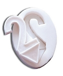 World Cuisine 47791-29 Confectioners Digit 2 Mold, 2 x 1-in, Flexible Polymer