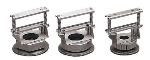 World Cuisine 47809-03 Vol-Au-Vent Cutter, 2.25 x 1.5-in, Plain, Stainless