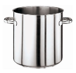 World Cuisine 11001-22 8.75-qt Stock Pot -  Induction Compatible, Stainless
