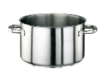 World Cuisine 11007-45 45.25-qt Saucepan - Induction Compatible, Stainless