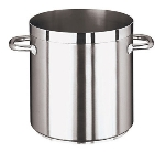 World Cuisine 11101-28 17.5-qt Stainless Steel Stock Pot - Induction Ready