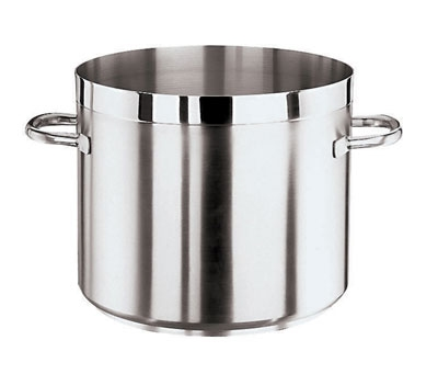 World Cuisine 11105-24 9-qt Stock Pot - Stainless