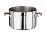 World Cuisine 11107-40 32.5-qt Saucepan - Induction Compatible, Stainless