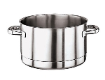 "World Cuisine 11119-32 12.5"" Stock Pot - Induction Compatible, Stainless"