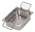 World Cuisine 14252-10 Full-Sized Steam Pan, Stainless
