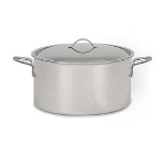 "World Cuisine 12509-28 7-qt Stainless Sauce Pot - 11"" x 4.375"""