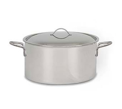World Cuisine 12509-28 7-qt Saucepan - Induction Compatible, Stainless