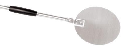 """World Cuisine 41738-23 Pizza Peel, 9 x 59"""", Plain, Stainless Steel"""