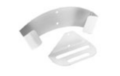 World Cuisine 41769-00 Pizza Peel Holder, 15.75 x 67.75-in, Stainless Steel