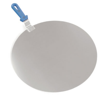 "World Cuisine 42826-41 Pizza Peel w/ Short Handle, 16-1/8"", Aluminum"