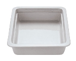 World Cuisine 44335-06 Hotel Food Pan, 1/2-Size, 2.5-in Deep, Porcelain