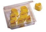 World Cuisine 47616-04 Pastry Cutters, 1.5-in
