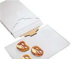 "World Cuisine 47682-60 Parchment Paper, 15.75 x 23.5"", Silicone Coated"