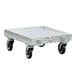 New Age 1176A Dolly for Dishwasher Racks w/ 1000-lb Capacity