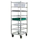 "New Age 1358 20.88""W 8-Specialty Pan Rack w/ 7.25"" Bottom Load Slides"
